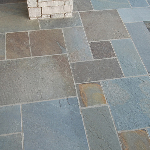 Bluestone Full Color Natural Cleft Orijin Stone